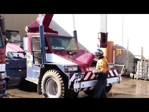 Upstream Solutions enabling the Crane Industry to Work Smarter