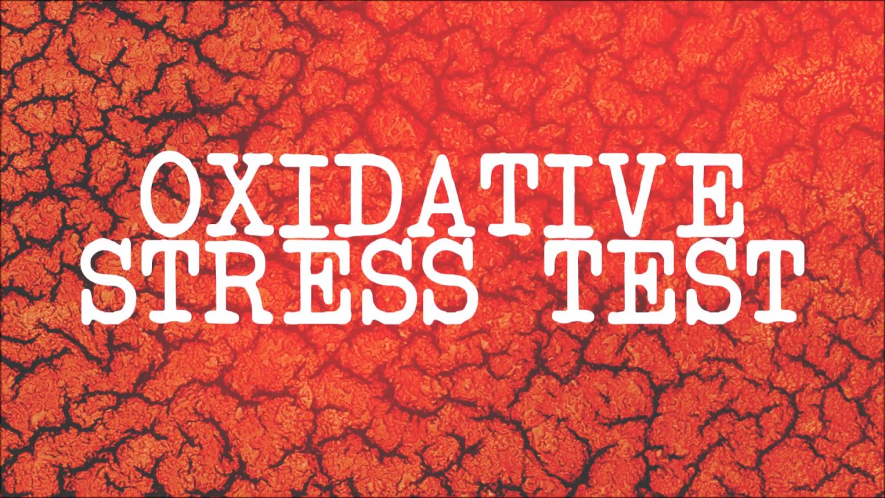 oxidativ stress test