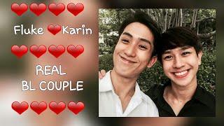 Real BL Couple (Fluke ❤ Karin)