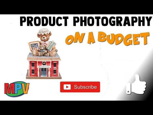 Product Photography on a Budget (11.20.18) #1208
