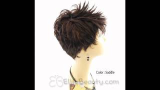 Vanessa Fifth Avenue Collection Synthetic Wig - Moby Saddle
