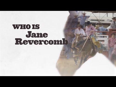 Cowgirls- Who is Jane Revercomb?