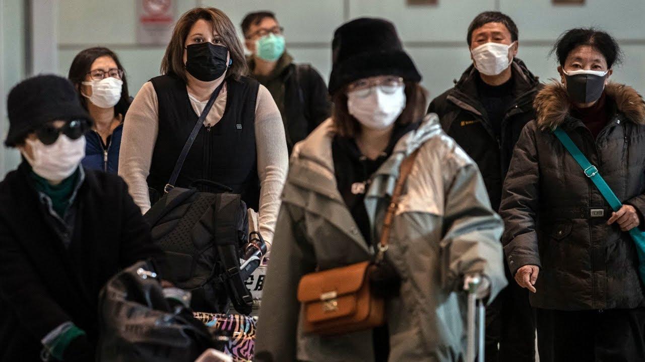 Coronavirus: Canadian businessman sending masks to China
