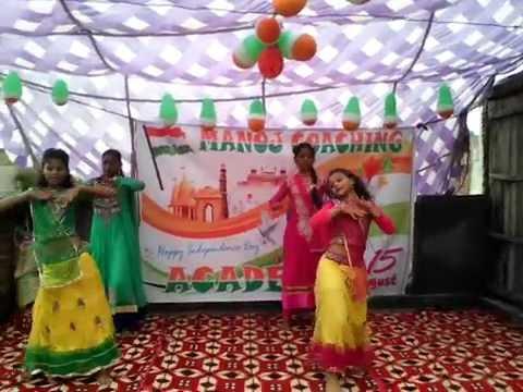 Manoj Coaching Academy prog 1 2016