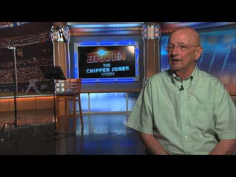 Pete Van Wieren Talks Chipper Jones Relationship with Parents for DRIVEN: The Chipper Jones Story
