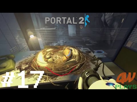 Portal 2 Let's Play | Part 17 | Teaming Up with Potato GLaDOS