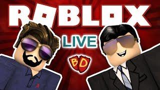 🔴 Roblox Live   Assassin und Deathrun   Ben und Papa