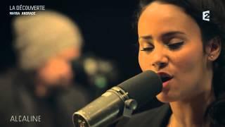 """Alcaline, le Live Coup de Coeur : Mayra Andrade - """"Les mots d"""