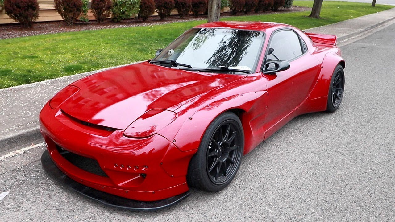 Mazda Build And Price >> How Much Did The Rx7 Cost And Plans For The Next Build Youtube