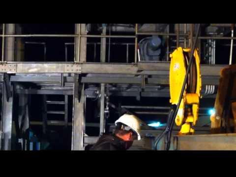 Souk Tleta Desalination Plant: Fine Screen Emergency repair