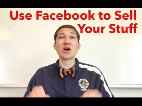 Making Money through Facebook Groups Sell your stuff in Online Yard Sale Groups