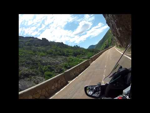 Motorcycle ride Picos de Europa SPAIN best in HD