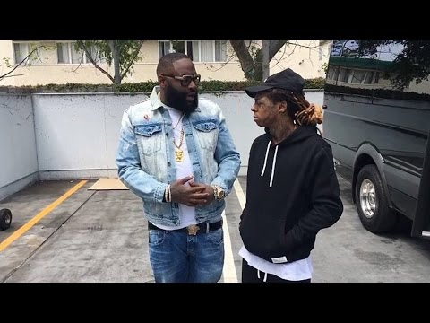 Rick Ross To Sign Lil Wayne To MMG ''It's A New Era''
