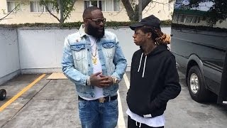 Rick Ross To Sign Lil Wayne To MMG