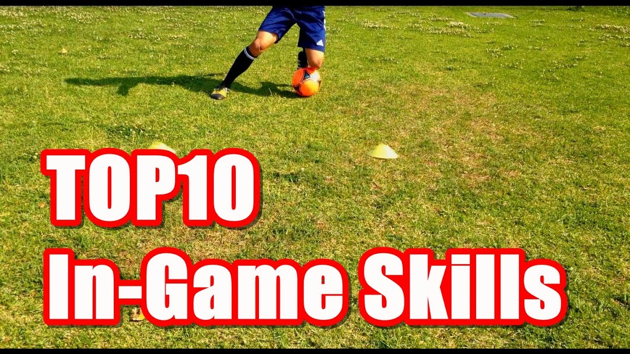 Learn 2 Easy & Amazing Neymar Football Skills Tutorial ...