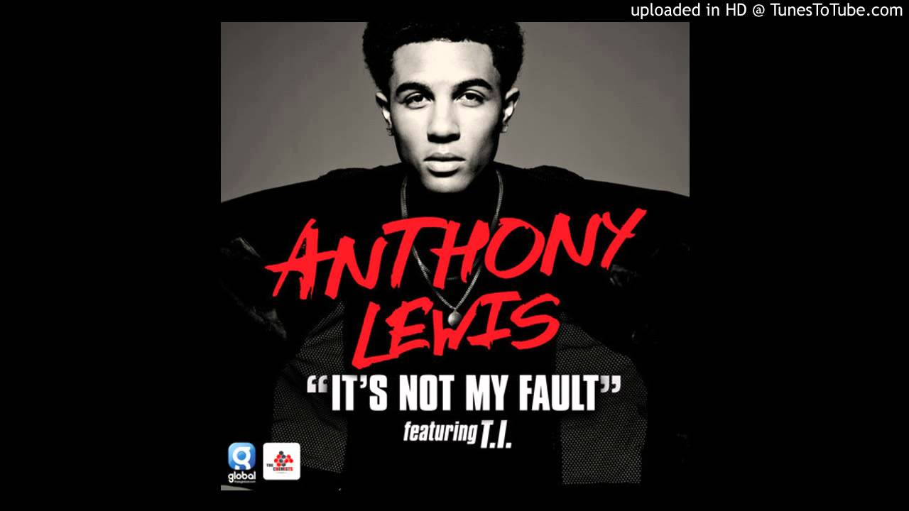 Anthony Lewis Feat  T I  - It's Not My Fault (Acapella Dirty) | 91 BPM
