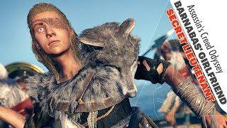 How to Recruit Barnabas' Girlfriend - Secret Lieutenant | Assassin's Creed Odyssey