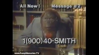 "Gambar cover NBC Network - Mr. Smith - ""Dial-An-Ape"" (1983)"