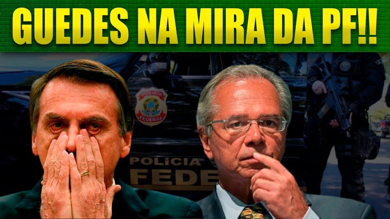 B0LSONARO NÃO ESPERAVA!! INVESTIGAÇÃO CONTRA GUEDES AVANÇA!