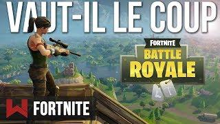 Fortnite Battle Royale : Oui ou Non ? | Gratuit sur PC, Xbox & PS4