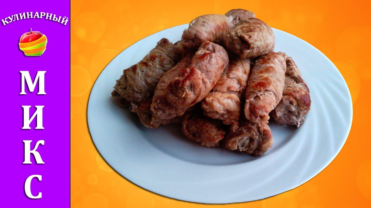 рецепт свиных пальчиков с фото