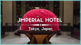 Celestielle #385 Imperial Hotel Tokyo, Japan
