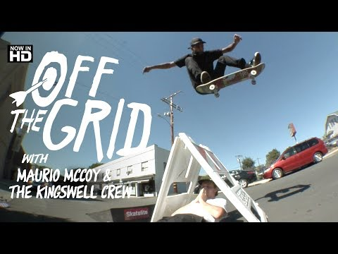 Maurio McCoy & Kingswell Crew - Off The Grid
