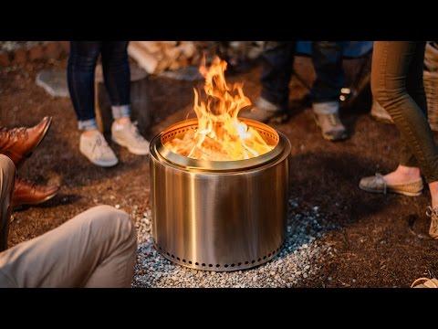 Solo Stove Bonfire - The World's Most Unique Fire Pit