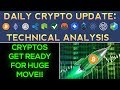 Cryptocurrencies Get Ready For HUGE MOVE (Don't Miss It!!!)