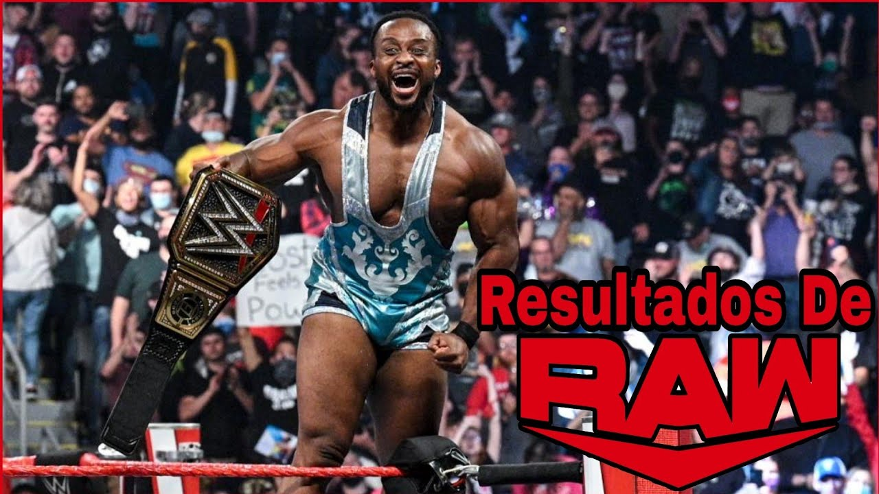 Big E es El NUEVO CAMPEÓN De WWE: RESULTADOS De RAW 13 De Septiembre De 2021
