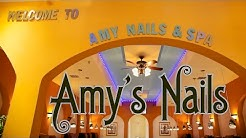 Amy's Nails and Spa _ Jacksonville Beach FL - Video Promo