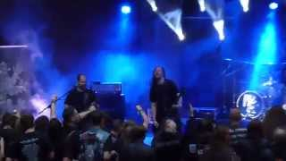 OBSCURITY - Naglfar (Live Barth/Germany 2015)