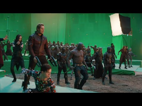 Avengers Endgame - Final Battle VFX Breakdown [HD]