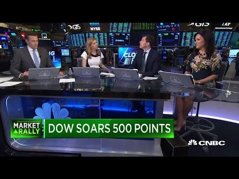 Dow trading higher after China blinks