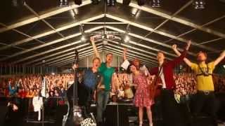 フジロック'13 前夜祭 集合写真撮影【FUJIROCK FESTIVAL'13】