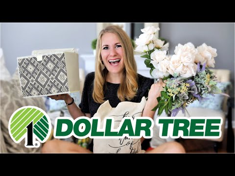 HOW TO BE A DOLLAR TREE CRAFT PRO...no Skill Required!  (Best New Finds And Easy DIYs!)