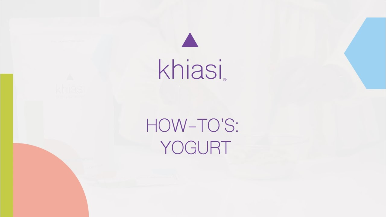 Level up your yogurt!