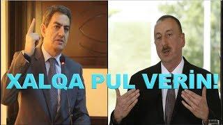 Əliyevin hakimiyyətini öz səhvlərimi batırır? Əli Kərimli ilə söhbətdir