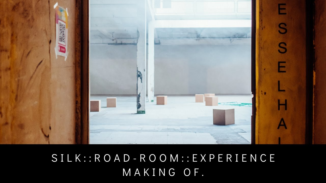 SILK::ROAD making of