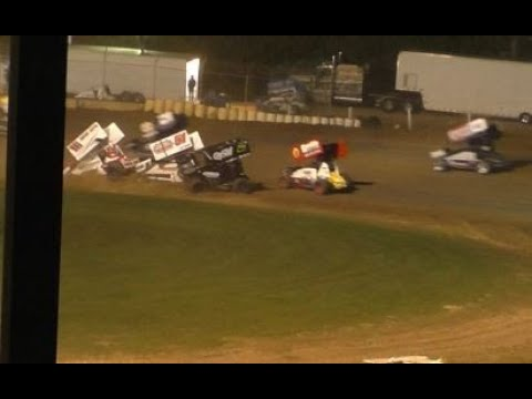 Plymouth Dirt Track MSA 360 Sprints Feature 9-28-2019