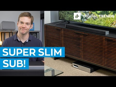Vizio 2.1 Sound Bar Review | Slim Subwoofer Hides Almost Anywhere