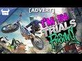 I'M IN A VIDEO GAME! Trials Rising Rap   Dan Bull