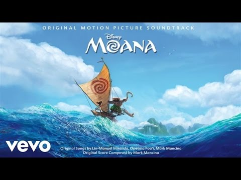 Moana Karaoke - How Far I'll Go