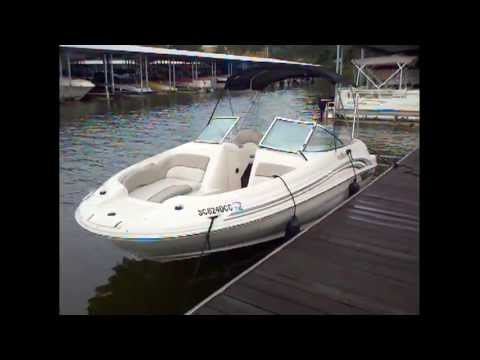 2002 Sea Ray 190 Sundeck  Used Deck Boat For Sale  Lake
