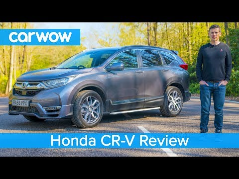 Honda CR-V SUV 2020 in-depth review | carwow Reviews