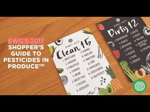 ''PESTICIDES IN PRODUCE 2017'' GMO-Monsanto Isn't Feeding the World-It's Killing Our Children