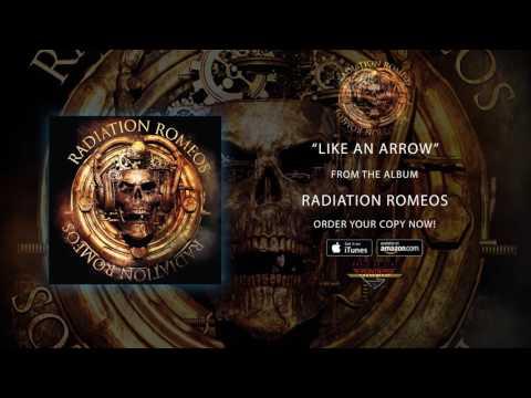 """Radiation Romeos - """"Like An Arrow"""" (Official Audio)"""