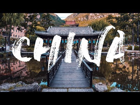 CHINA | Sony A6000 Travel Film