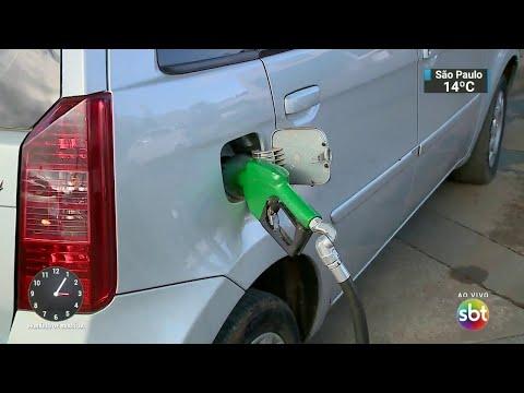 Postos de combustíveis que não repassarem desconto do diesel serão punidos | SBT Notícias (01/06/18)