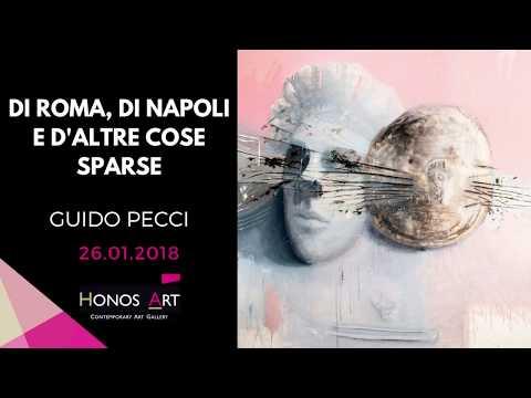 Anteprima | Di Roma, Di Napoli E D'altre Cose Sparse - Guido Pecci
